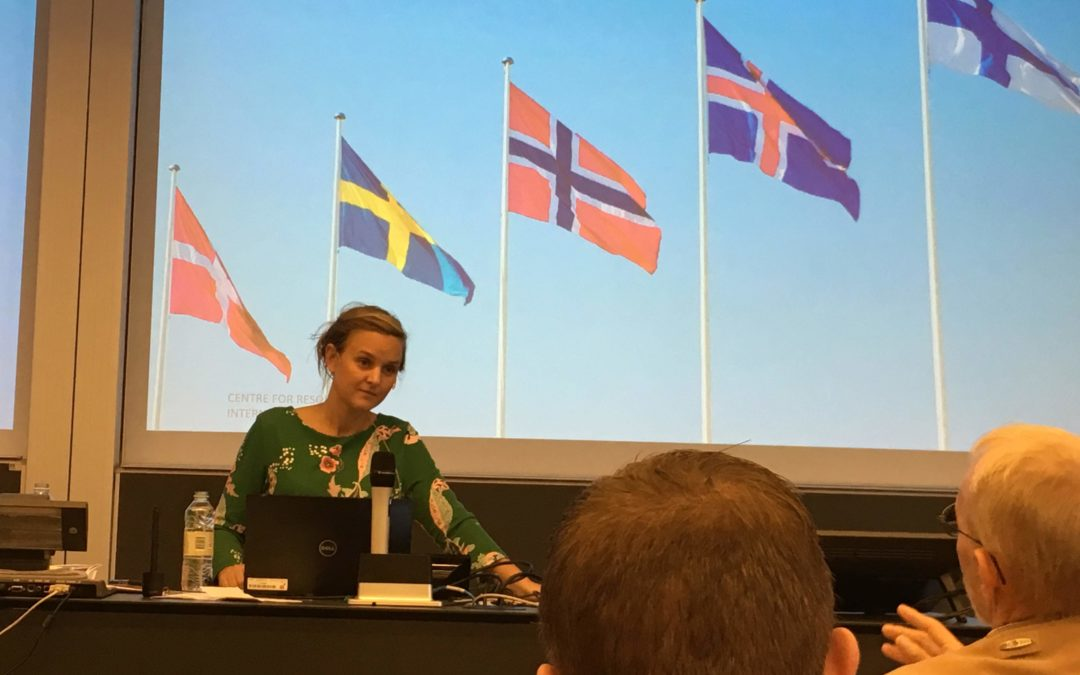 Foredrag med Isabel Bramsen, CRIC