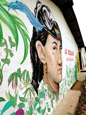 Colombias prekære fred
